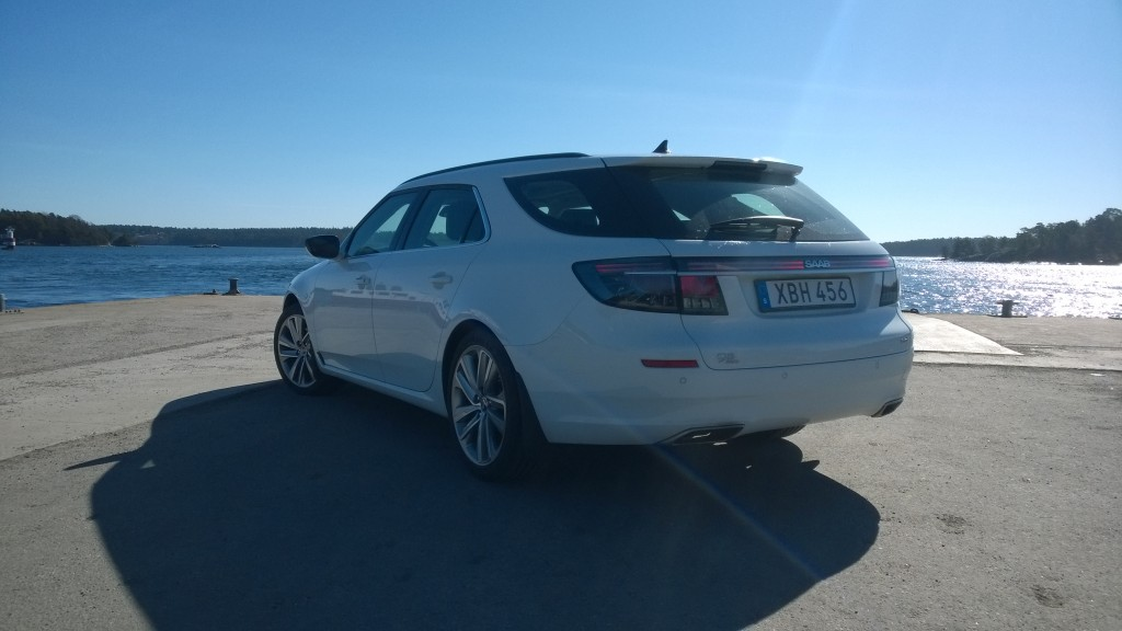 Nr 17 overlooking the Baltic Sea in Stavsnäs, Sweden