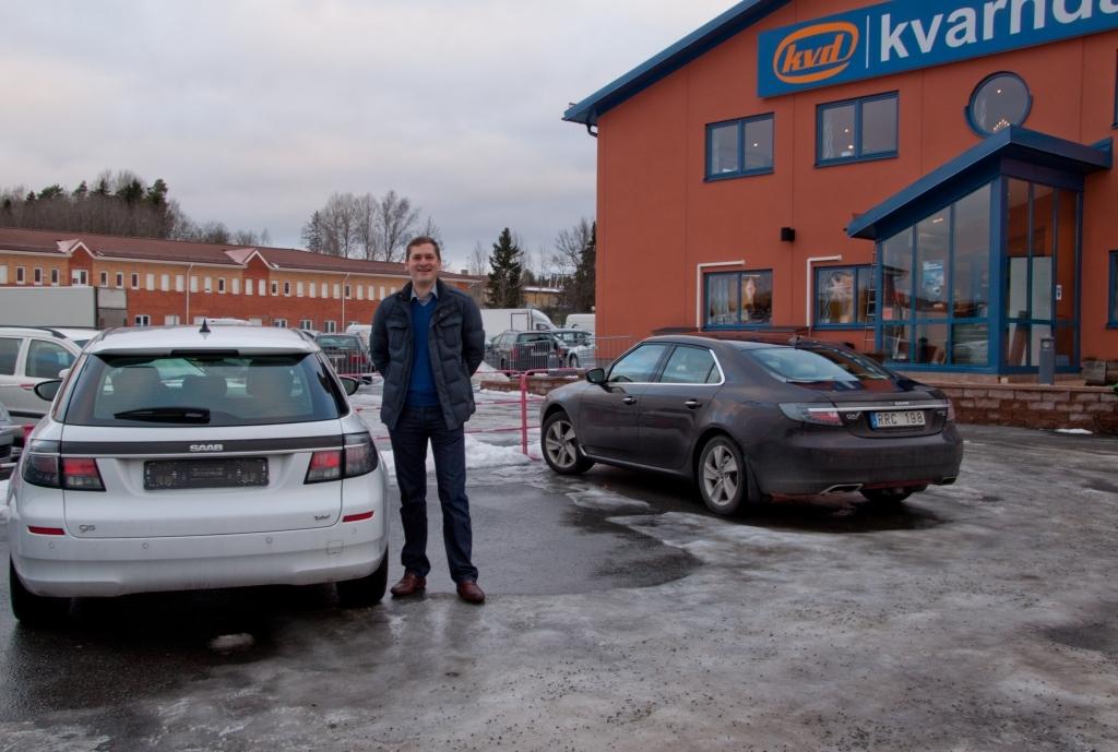 Collecting #17 at KVD in Åkersberga (Stockholm)