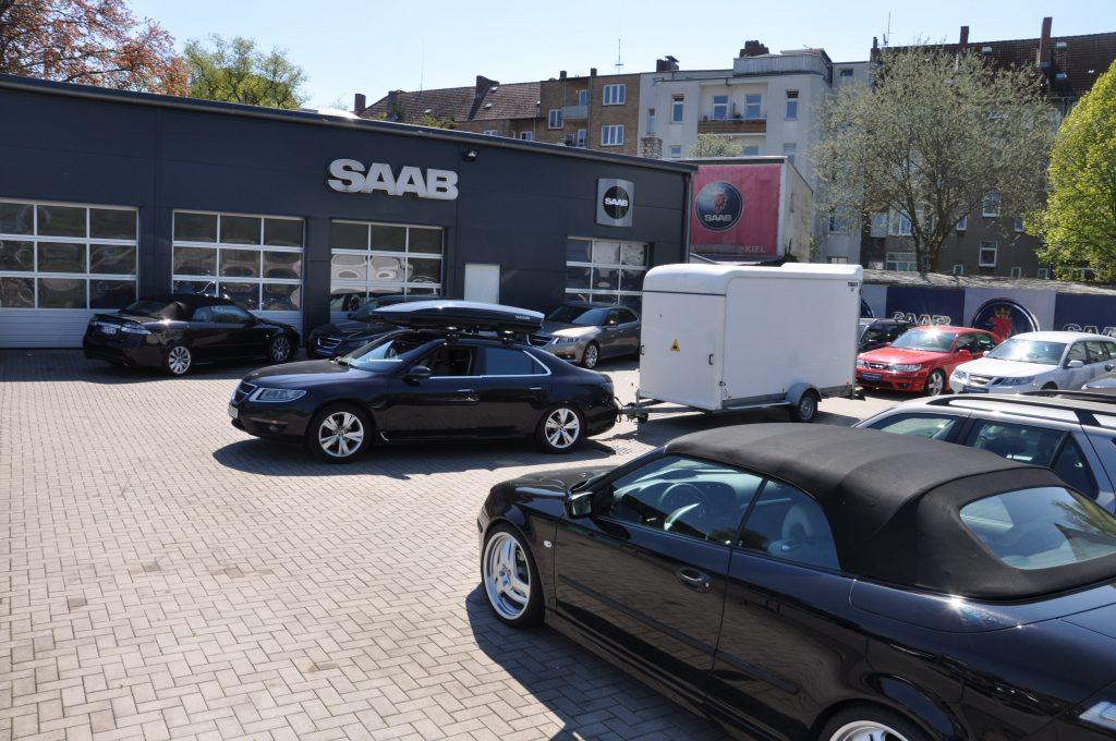 Saab Kiel